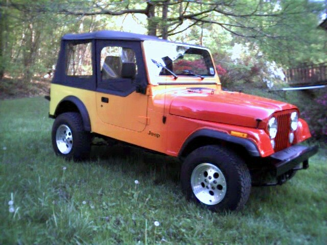Jeep Wrangler Paint Job >> Customwork